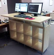 Diy Treadmill Desk Ikea Beautiful Office Desks Ikea 3351 Furniture Best Treadmill