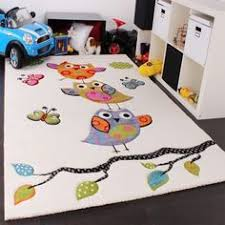Large Kids Rug New Bright Cute Owl Design Small Large Kids Rugs Childrens Nursery