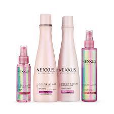 Clarifying Shampoo For Color Treated Hair Nexxus Color Assure Shampoo Nexxus Ny Salon Care