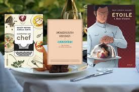 livre cuisine chef etoile top chef émarre quelques lectures gourmandes avant l addiction