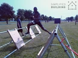 Backyard Ninja Warrior Course American Ninja Warrior Training How To Build Your Own Obstacle