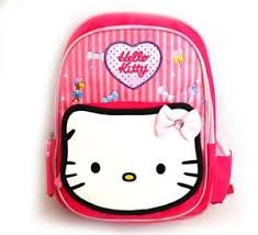 kitty backpack ebay