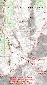Crestone Colorado Map by Sangre De Cristo Mountains Peakmind