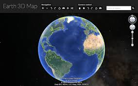 map eath earth 3d map major tourist attractions maps