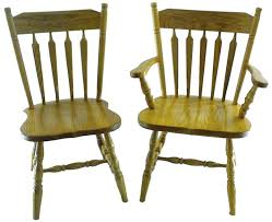 Amish Dining Room Chairs Amish Furniture Frisco Solid Wood Dining Room Chairs Modern Dining