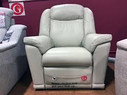 G Plan Recliner G Plan Milton Manual Recliner Armchair Leather Manor Furniture