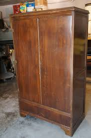Cedar Wardrobe Armoire Colorbox Product The Designers Consignment