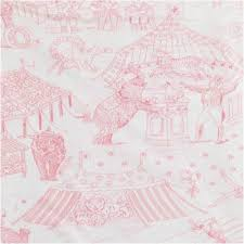 Circus Crib Bedding 3 Best Buy Coe Limited Edition Pink Circus Toile Baby Blanket
