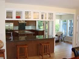 Kitchen Cabinet Glass Door by Cabinets U0026 Drawer Espresso Kitchen Cabinets With Glass Doors