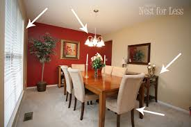 Dining Room Accent Wall Colors - Dining room accent wall