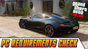 gta 5 pc easy pc requirements check can your computer run gta