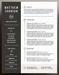 beautiful resume templates 30 free beautiful resume templates to