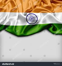 Plain Flags For Sale India Abstract Flag Plain Background Stock Illustration 425023333