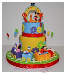 mickey mouse clubhouse birthday cake mickey mouse clubhouse cake pinteres