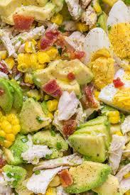avocado chicken salad recipe video natashaskitchen com
