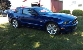 2013 mustang gt blue 2013 gt premium finally home the mustang source ford mustang