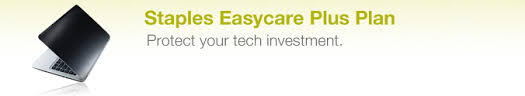 easy care staples protection plans center information on extended service