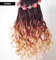 gambar tutorial ombre rambut 09 april 2017 amelindaarifa