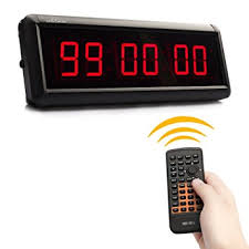 leadleds 1 5 inch led countdown clock count up