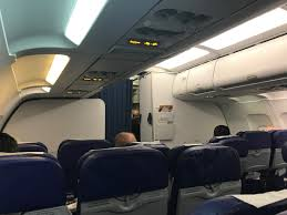 review tunisair business class a320 london to tunis one mile at