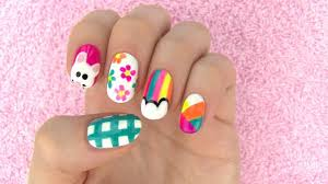 attractive nail polish designs u0026 trends for girls 2015