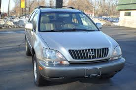 2000 lexus rx300 beige topaz suv used car sale