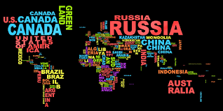 105 and interesting facts about world s different countries