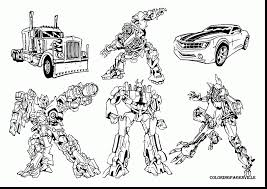 Superb Transformers Bumblebee Coloring Pages With Transformer Bumblebee Coloring Pages