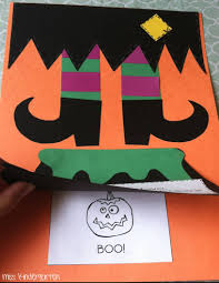 Halloween Poems Kindergarten Halloween Activities Miss Kindergarten