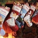 Pottery Barn Kids Stockings Luxe Velvet Stocking Collection Pottery Barn Kids With Regard To