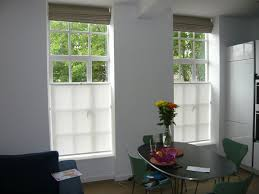 Bottom Up Roller Blinds Bottom Up Roller Blinds With Two Height Settings In North London