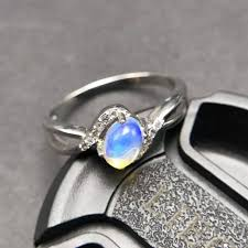 opal stones rings images 2018 promotion opal stone ring 0 5ct 4 6mm natural australian opal jpg