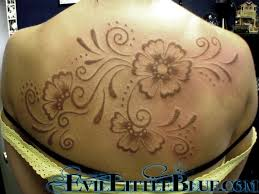 henna tattoo vs real tattoo makedes com