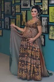 desain baju gamis hamil model kebaya untuk wanita hamil terbaik 2018 2019 info kebaya modern