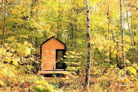Tiny Cabin by Cabane Tiny Cabin 256 Sq Ft Tiny House Town