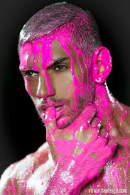 pink is my favorite color too male body paint projects to