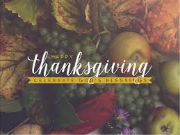 thanksgiving celebrate god s blessing religious powerpoint fall
