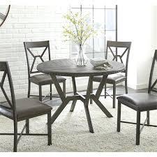 gray round dining table set gray round dining table silver round dining table in distressed gray