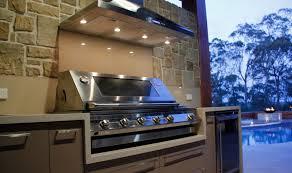 Outdoor Kitchens Just Stone Australia - Outdoor bbq kitchen cabinets