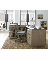 Home Office Desk Chairs Ridgeway Home Office Furniture 3 Pc Set Return Desk Peninsula