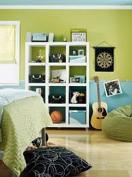 Green And Blue Bedrooms - 15 inspiring teen bedroom ideas they will actually love