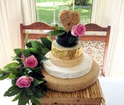 Wedding Cake Simple Cheese Wedding Cake The Little Cheese Shop