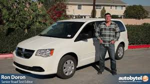 minivan review 2012 chrysler town and country and dodge grand