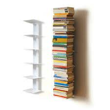galleksa invisible bookshelf galleksa wall mounted bookshelf