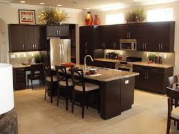 interior design awesome prefab cabinets with kitchen island and