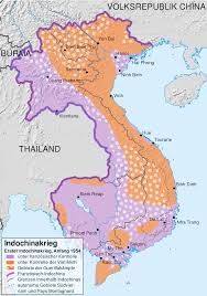 Map Of South France by Map Of The First Indochina War In 1954 Maps Pinterest