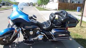 for sale 1993 hd electra glide classic flhtc in calgary youtube