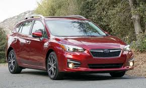 subaru legacy red 2017 2017 subaru impreza first drive review autonxt