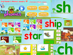 phonics 1st grade1 kizphonics android apps on google play