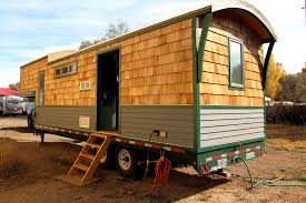 Sip Tiny House 32 Foot Tiny House Built On A Gooseneck Trailer By Mitchcraft
